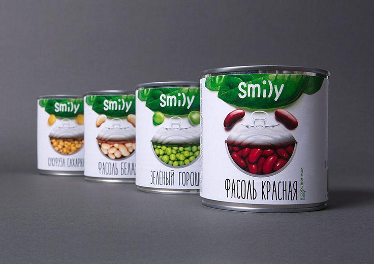 Овощные консервы Smily: позитивное открытие!  / Гордость