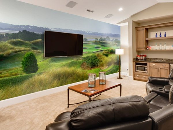 5th Hole At Kiawah Island Cassique Wall Mural Murals Your Way