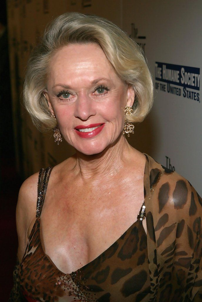 Tippi Hedren - (born Nathalie Kay Hedren, January 19, 1930, New Ulm, MN) is an American actress, former fashion model and an animal rights activist. She made her film debut in The Birds followed by the title role Marnie. She has been involved with animal rescue at Shambala Preserve, an 80-acre (320,000 m2) wildlife habitat which she founded in 1983. Hedren was also instrumental in the development of Vietnamese-American nail salons in the United States
