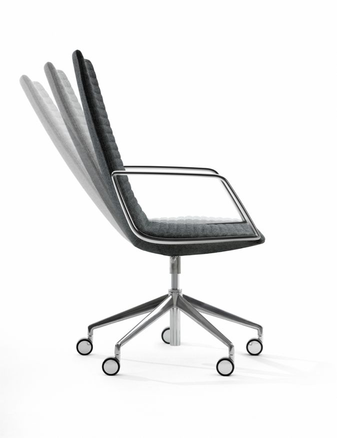Arper Catifa Sensit Chair Design Lievore Altherr Molina