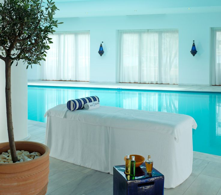 Experience a total revitalization of body and spirit with Ariadne Beauty Treatment, based on the beauty secrets of Ariadne, daughter of King Minos! Discover a unique spa ritual, utilizing Cretan exclusive natural products! Find out more: http://www.bluepalace.gr/en/spa-one-day-rituals #spa #experience #ritual #revitalize