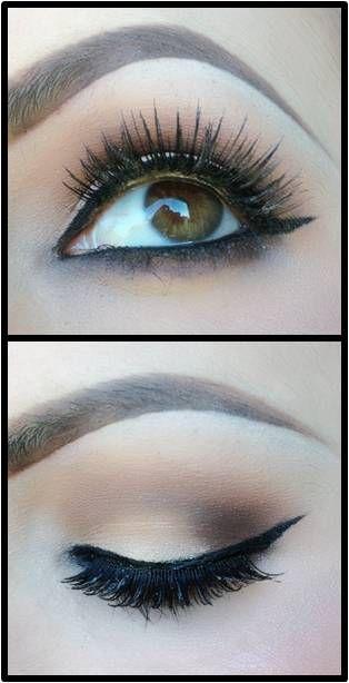 Eye makeup ;)