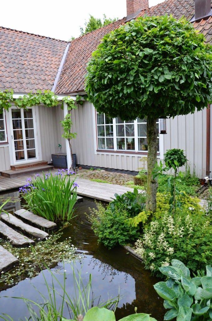 En oas i Lilla Tjärby Hej Sommardag och nya Sommarvecka! Jag bara älskar detta väder och man kan inte annat än känna sig lyc...
