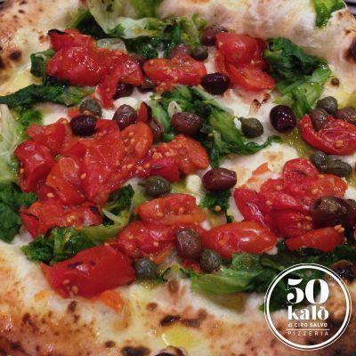 50 Kalò: La pizzeria di Ciro Salvo a Napoli