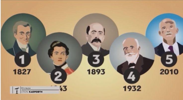 Το Χρονικό Της Ελληνικής Κρίσης: Πώς Φτάσαμε Ως Εδώ; | DiaNEOsis - YouTube