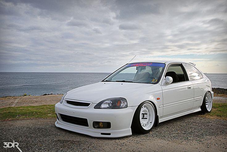 Honda Civic Hatchback EK