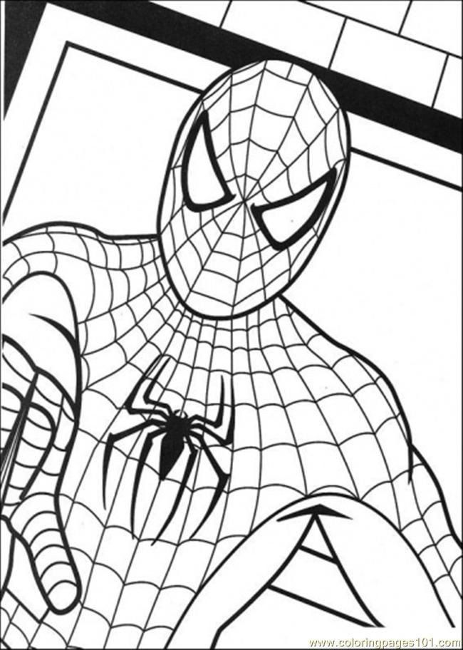 Spiderman Coloring Pages To Print Free Spiderman Cartoon Coloring Pages Download Free Clip In 2020 Avengers Coloring Pages Superhero Coloring Coloring Pages For Boys
