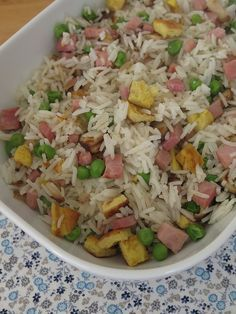 La recette du riz cantonnais parfaitmo                                                                                                                                                      Plus