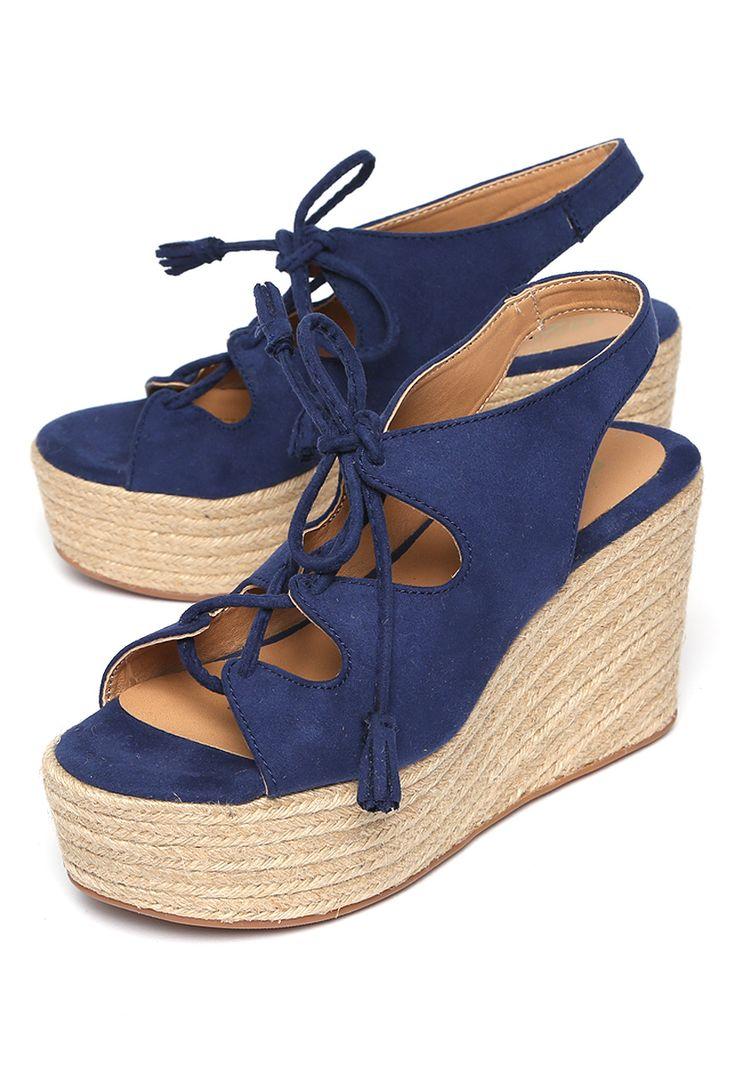 Sandalia Azul Marino $631