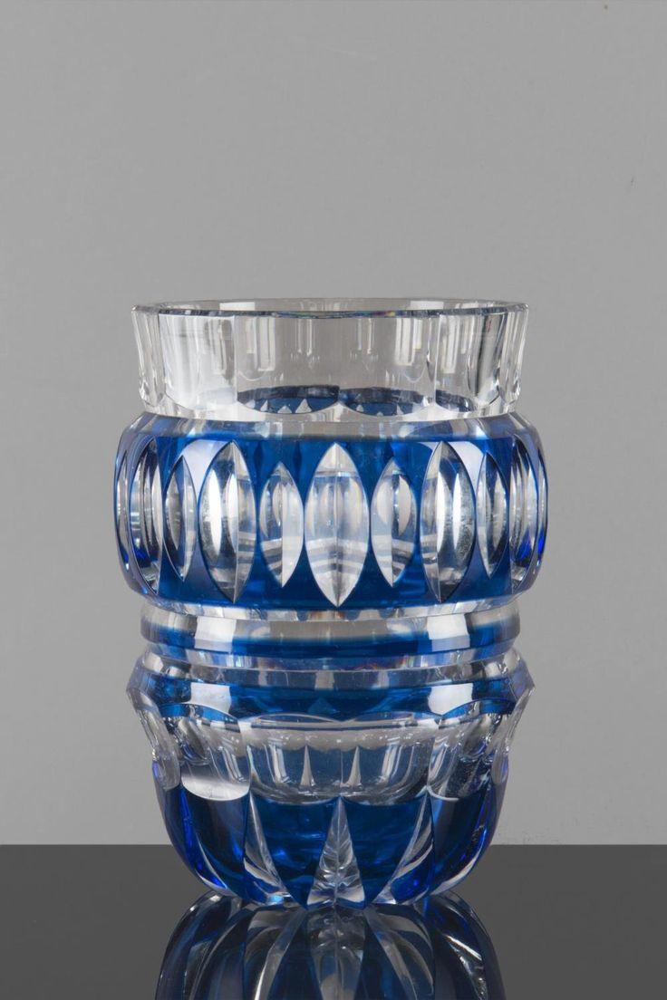 VSL Vase Minerve CG950 Charles Graffart  Catalogue 1956  Val St