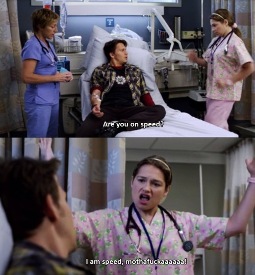 Nurse Jackie, looks like its worth a try