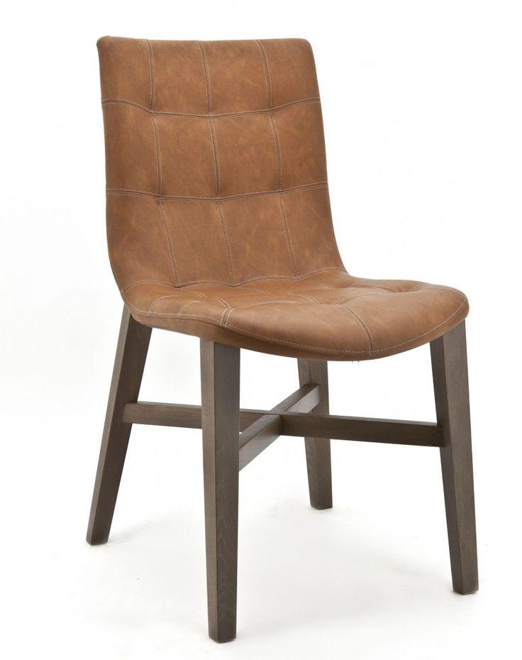 ZWAARTAFELEN I Stoel van Neba. Verkrijgbaar bij Zwaartafelen I #industrieel #stoel #interieur I www.zwaartafelen.nl