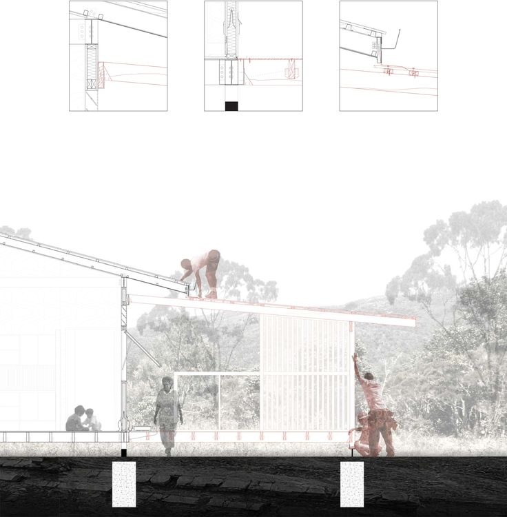 MSD M.Arch S2/16 - Phillip Culpan. Independent Thesis - Burri Gummin: Responsive Housing. Supervisor: Dr Andrew Martel and Dr Dominique Hes.