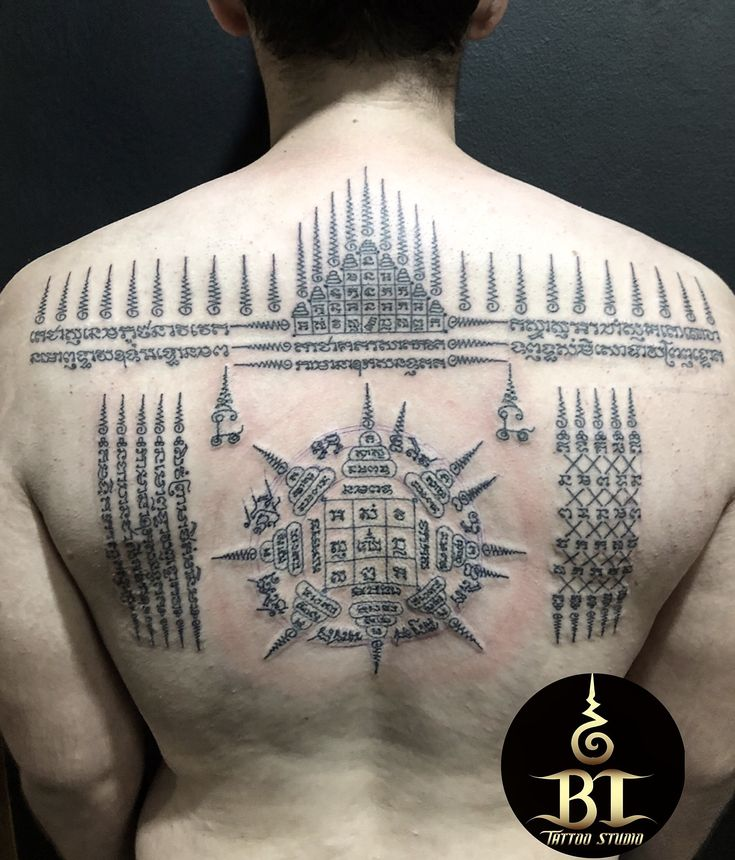 BT tatouage Thaïlande Bangkok   – Tatuajes