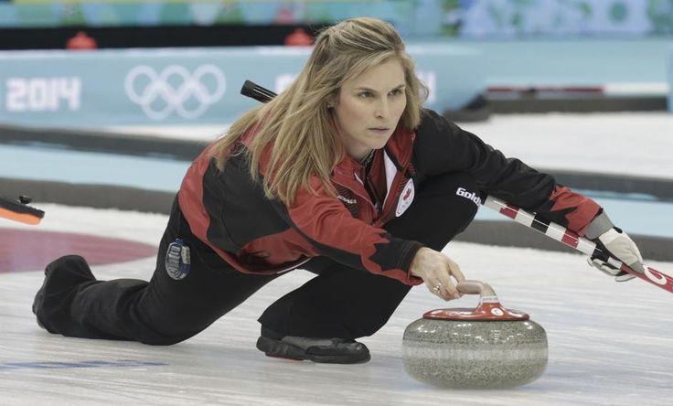 Jennifer Jones, Canada (Reuters/Kalnins)