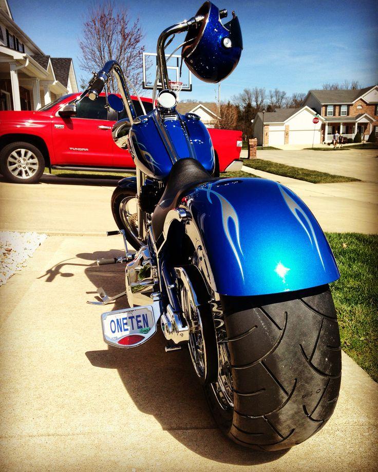 2008 Harley-Davidson Rocker C Custom #110ci #FXCWC @gadget_stl