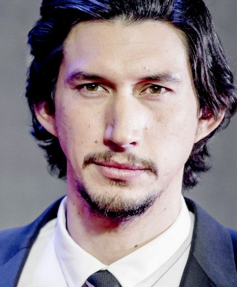 Adam Driver. So handsome