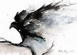 Bildergebnis für bird paintings abstract