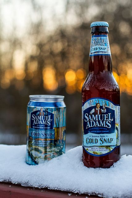 Samuel Adams: Cold Snap by Another Pint Please... #ColdSnap #SamuelAdams #craftbeer