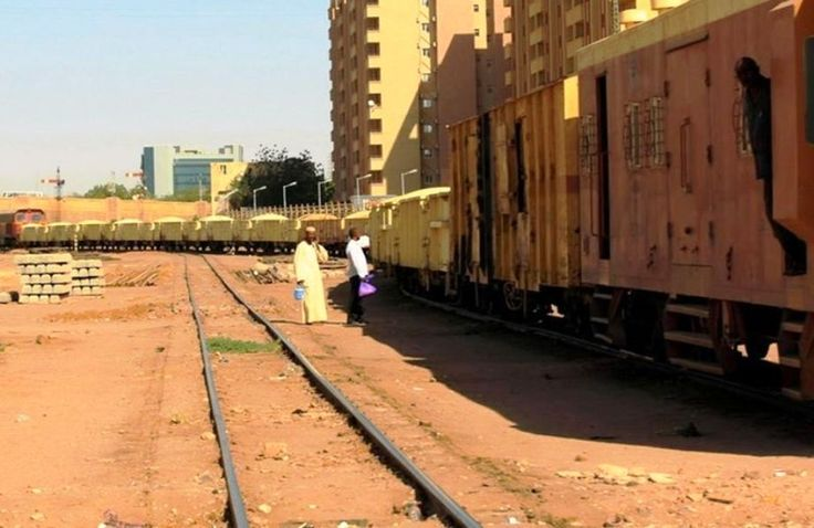 There are just 60 trains left running for the state railway operator, the Sudanese Railway Corp. They cannot travel at more than 40 km an hour because the network's British-designed wooden sleepers and tracks, mostly laid between 1896 and 1930, are too weak.