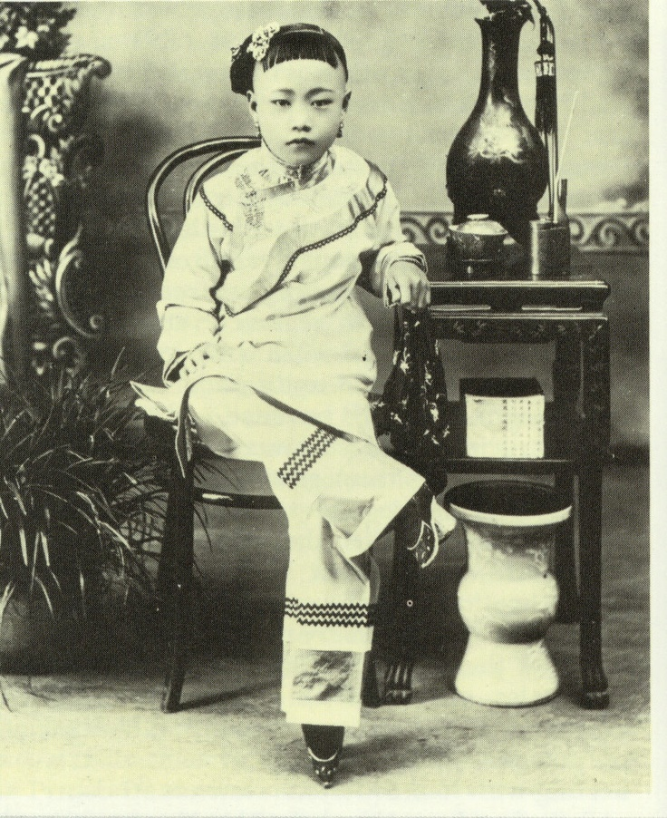 86 Best Images About History Of Foot Binding On Pinterest
