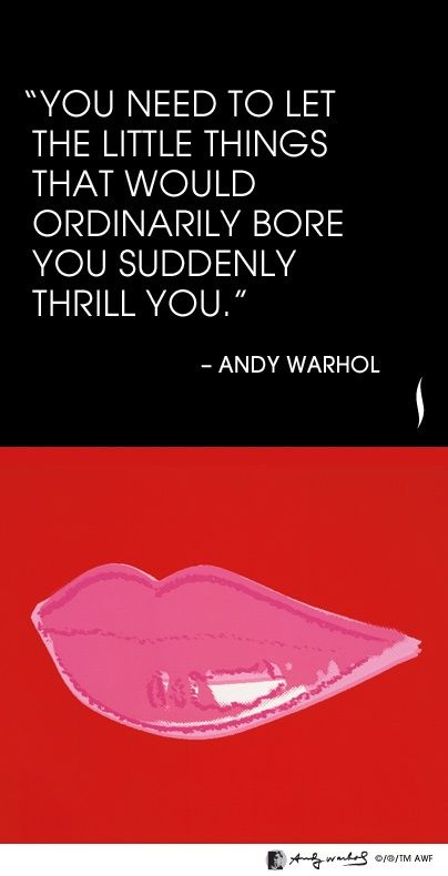 Andy Warhol Quotes. QuotesGram
