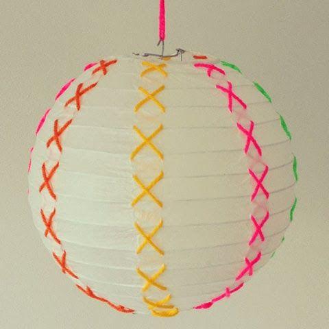 Elske: lantern DIY
