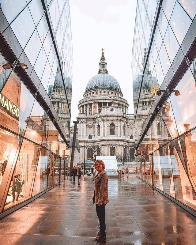 The 30 Best Instagram Photo Locations In London (With Map!) | London Neska State Capitol Map on