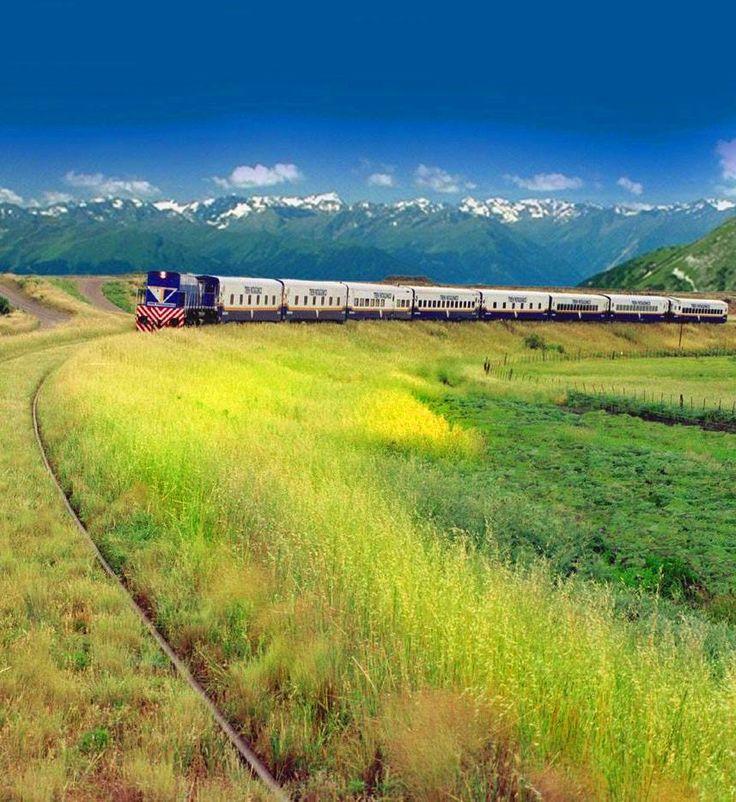 Tren Patagonico. Argentina