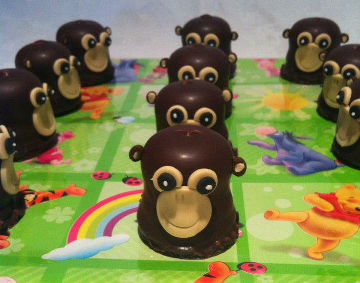 Negerzoen aapjes