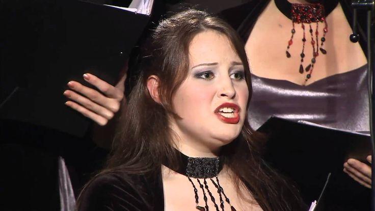 Shchedryk (Carol of the Bells) - Bel Canto Choir Vilnius