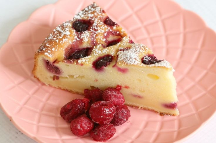 The most deliciously simple Raspberry & Ricotta Cake you will ever make!! This is one of our most popular cake recipes!
