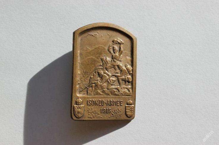 CEPICAK Isonzo Armee - 115 KUSOV!!!!!!!!!!!!!! (6391645768) - Aukro - největší obchodní portál
