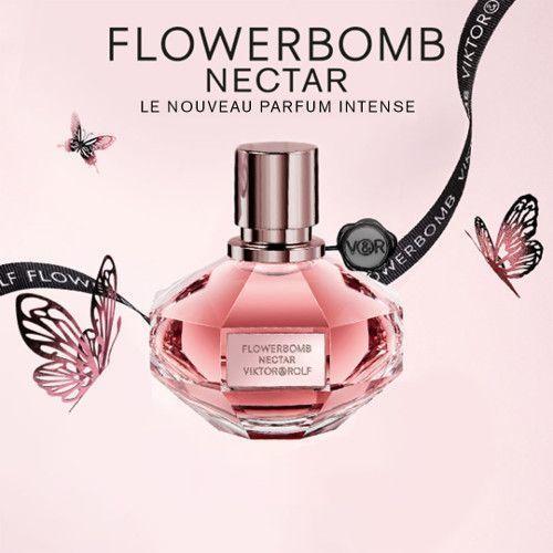 Nectar ParfumParfum Flowerbomb Pas RolfConcours Viktoramp; 8X0kNnOwP