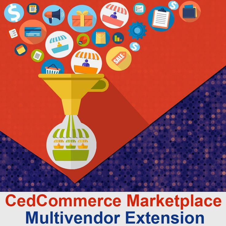 Enhance your Magento store with CedCommerce MultiVendor Marketplace Extension.