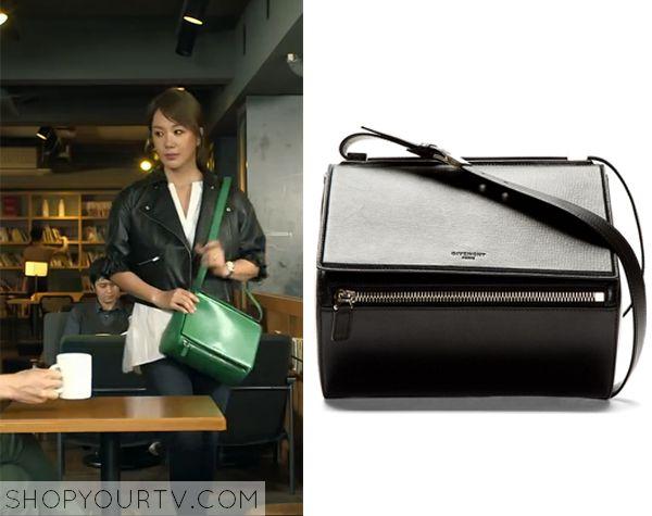 Witch's Romance: Episode 8 Ban Ji Yeon's Green Bag - ShopYourTv