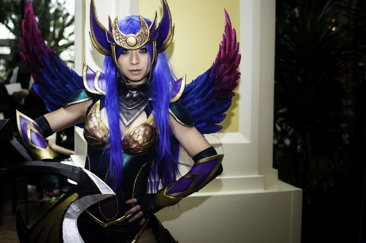 league of legends diana cosplay - Google Search