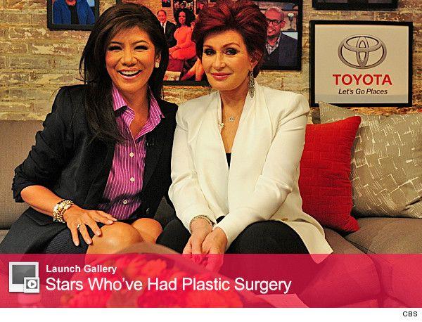 Julie Chen Reveals Plastic Surgery Past -- Why'd She Do It?