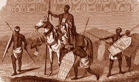 The three great empires, Ghana and Mali-Songhai