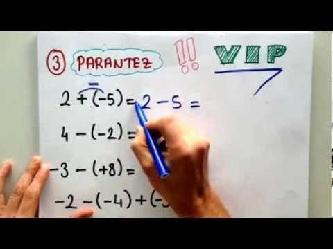 7 dakikada matematiğin temeli!