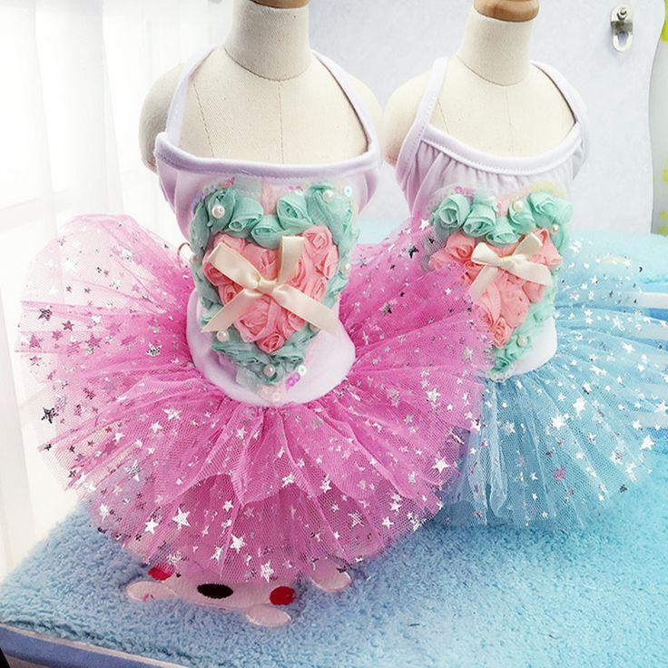 Summer Pet DressTutu Dog Dresses Pet Cat Clothes Puppy Shirt Cute Spring Dress Skirt Rose Teddy Clothing Free Shipping 15 // FREE Shipping //     Buy one here---> https://thepetscastle.com/summer-pet-dresstutu-dog-dresses-pet-cat-clothes-puppy-shirt-cute-spring-dress-skirt-rose-teddy-clothing-free-shipping-15/    #pet #animals #animal #dog #cute #cats #cat