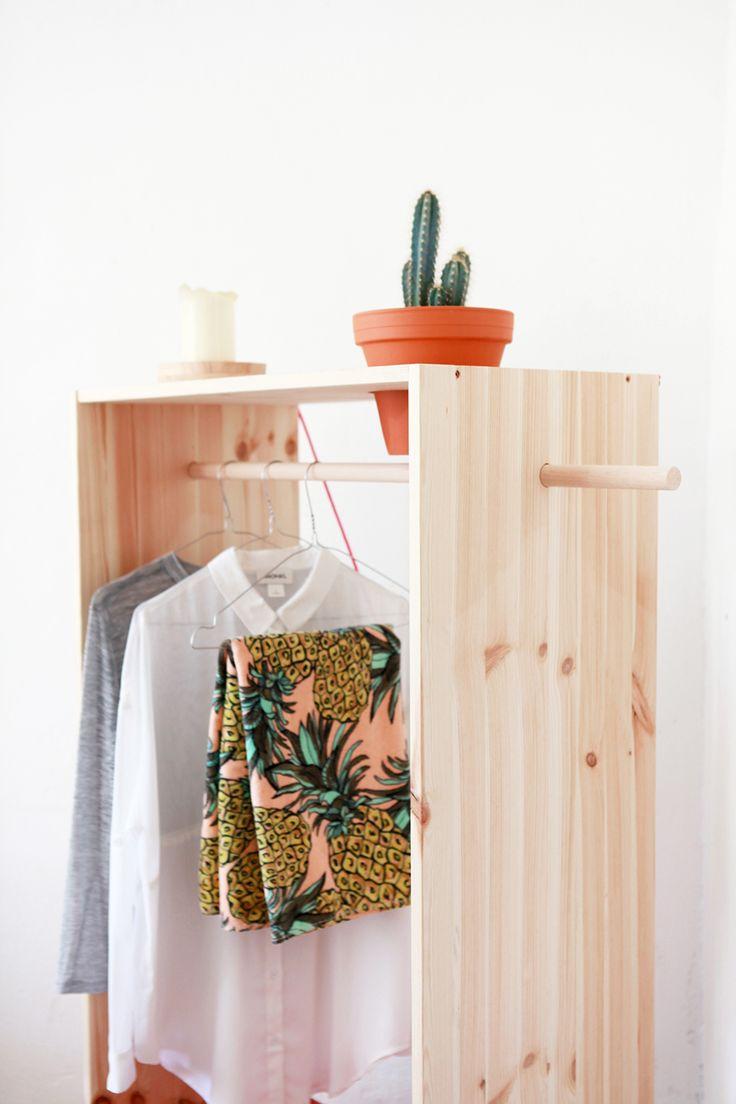 DIY planter closet by Katleen Roggeman - via Coco Lapine Design