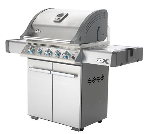 Napoleon LEX485RSIBPSS Propane Gas Grill | Gas Barbeque Reviews