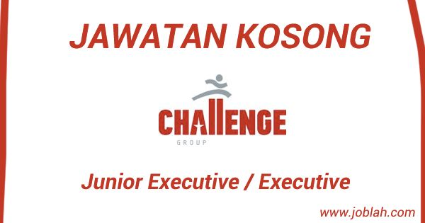 Challenge Group of Companies Jobs Vacancies for Executives   Challenge Group of Companies is an international group of companies providing its clients with comprehensive and complex range of professional support in the field of reinsurance broking reinsurance companies and captive management actuarial analysis and international consultancy. We have our main offices in Moscow London Labuan and Kuala Lumpur.  Jawatan Kosong Challenge Group  In Malaysia we are licensed in Labuan as a…