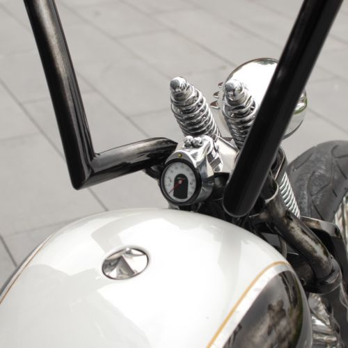 Harley-Davidson Custombike im Hotrod-Chicano Style à DE-91522Ansbach Allemagne