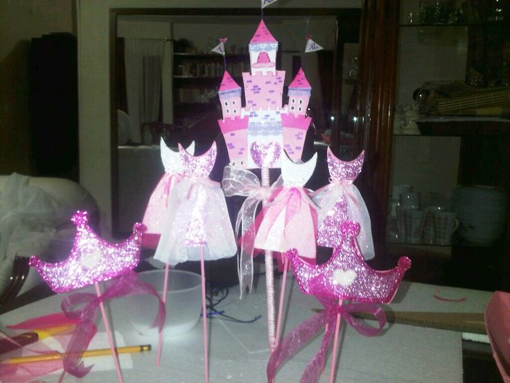 Bombones a.  Cumpleaños de princesa!