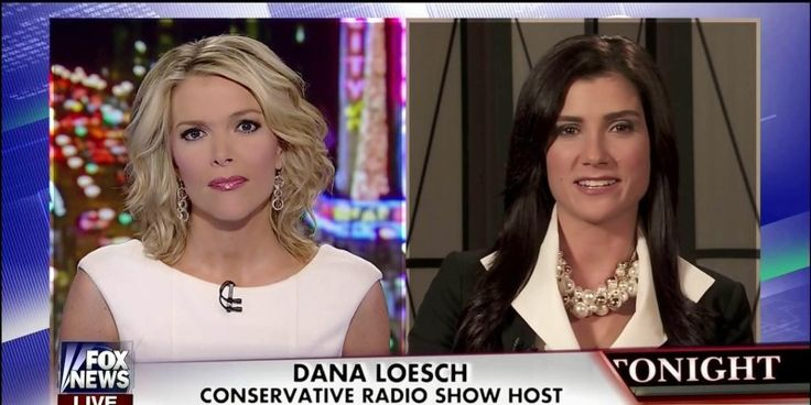 FIREWORKS! Dana Loesch BLASTS Anti-Christian Bigot on 'The Kelly File' - Blood Red Patriots