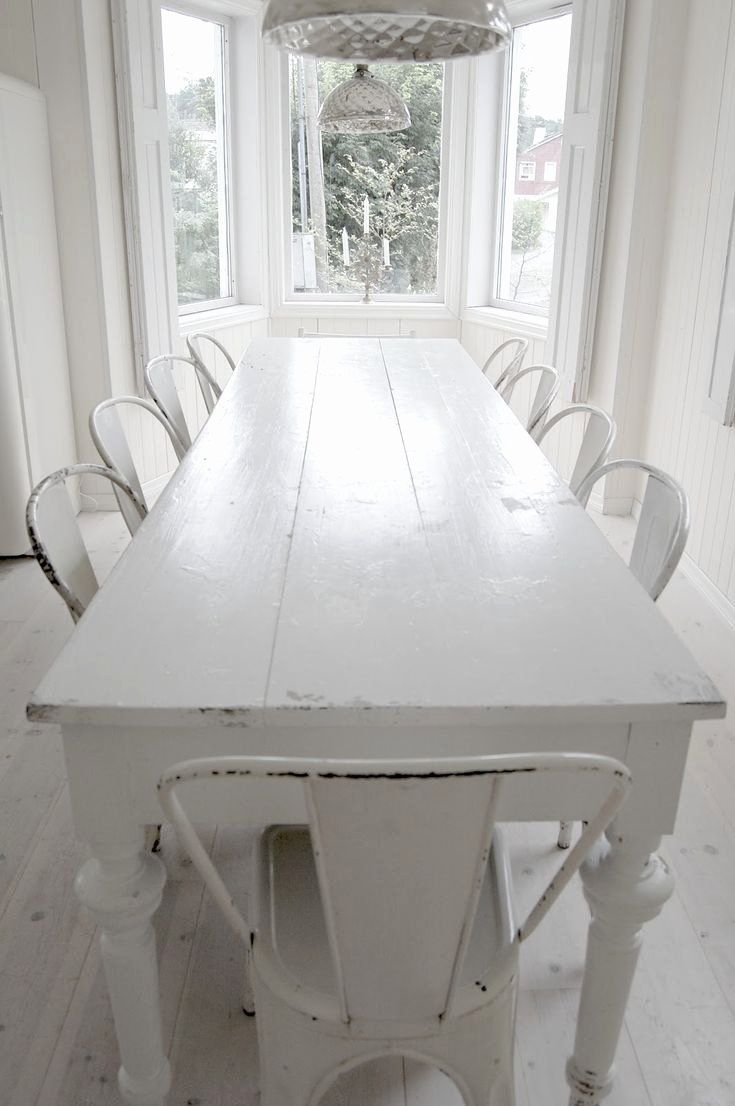 White Dining Room Table Set Beautiful Best 25 White Farmhouse Table Ideas On Pinterest In 2020 White Dining Room Table White Dining Room White Farmhouse Table
