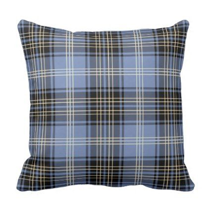 Plaid tartan throw pillow - decor gifts diy home & living cyo giftidea