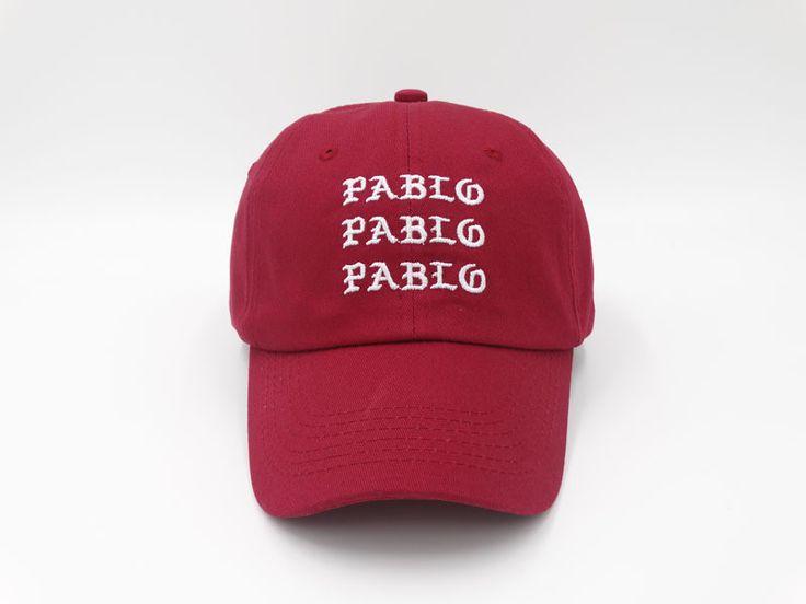 I Feel Like Pablo Yeezus Kanye Dad Hat